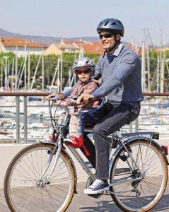cykelbarnstol